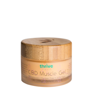 500mg CBD Muscle Gel