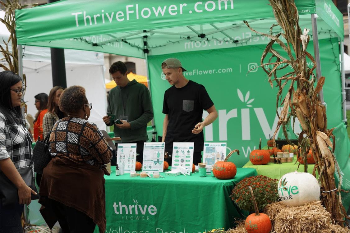 Thrive Flower CBD sale