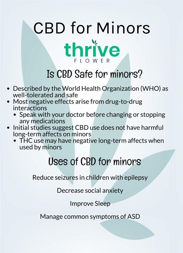 is CBD safe for kids